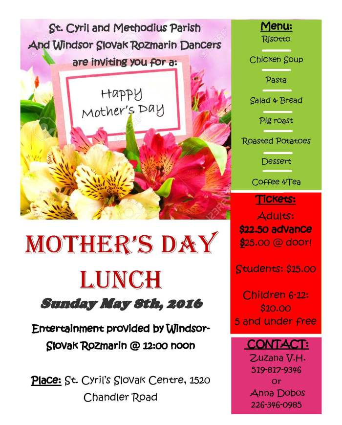Mothers day flyer new